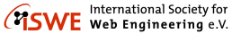 Logo of International Society of Web Engineering